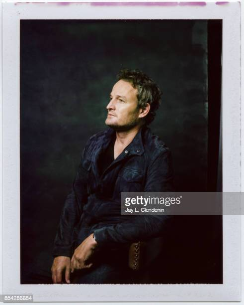 Jason Clarke from the film 'Mudbound' is photographed on polaroid film at the LA Times HQ at the 42nd Toronto International Film Festival in Toronto...