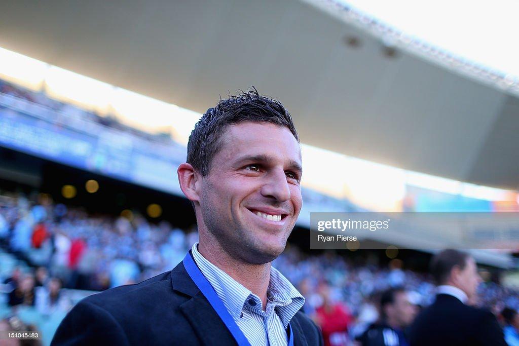 A-League Rd 2 - Sydney FC v Newcastle