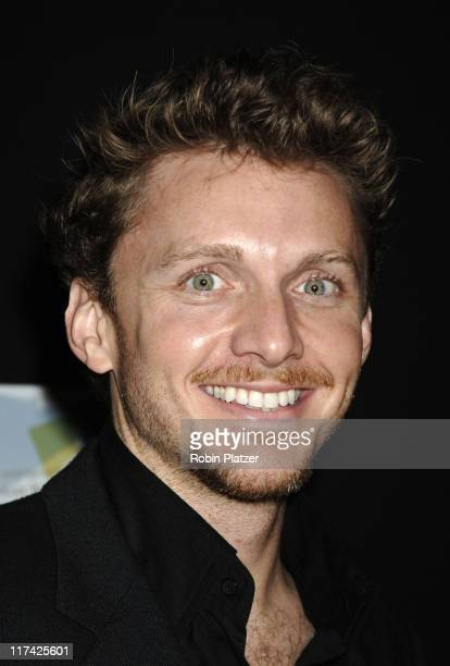 Jason Danieley during Country Takes New York City - Broadway Meets Country - Outside Arrivals at Allen Room, Jazz at Lincoln Center in New York City,...