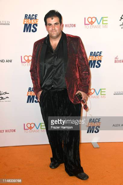 Jason Davis attends the 26th annual Race to Erase MS on May 10 2019 in Beverly Hills California