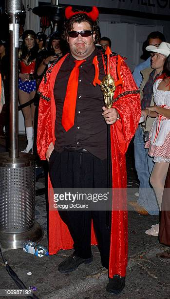 Jason Davis during 7th Annual Heidi Klum Halloween Party Sponsored by MM's Dark Chocolate Arrivals at SBE'S Privilege in Los Angeles California...