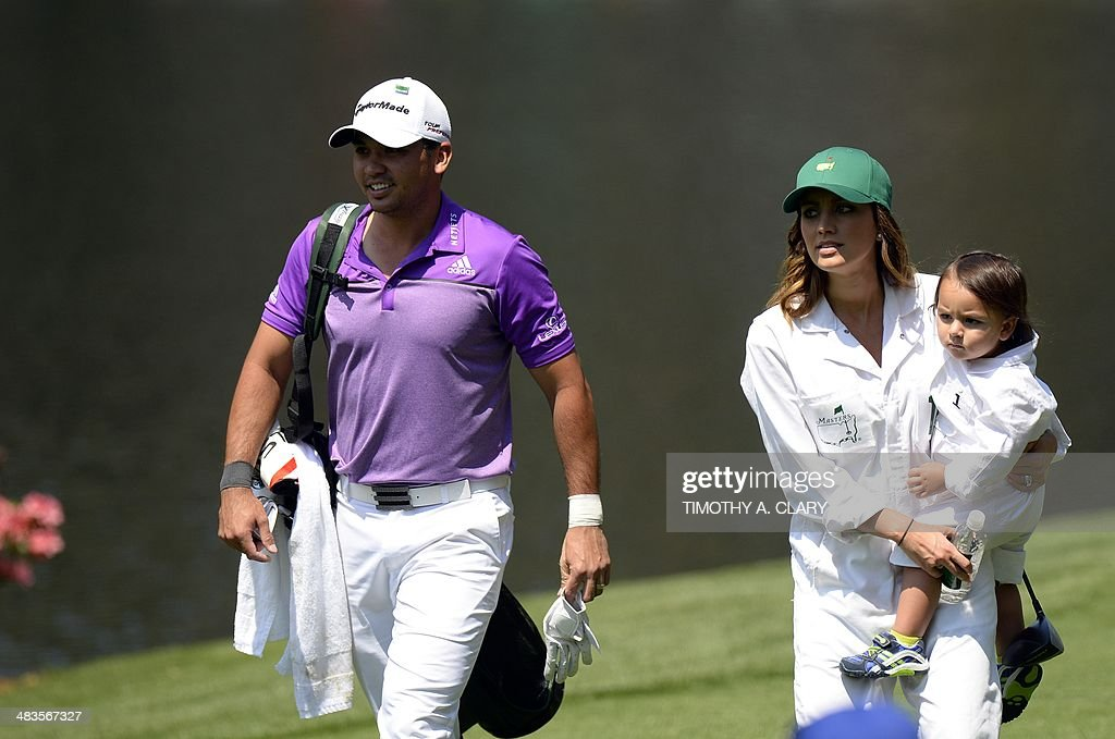 GOLF-US-MASTERS-PAR 3 : News Photo