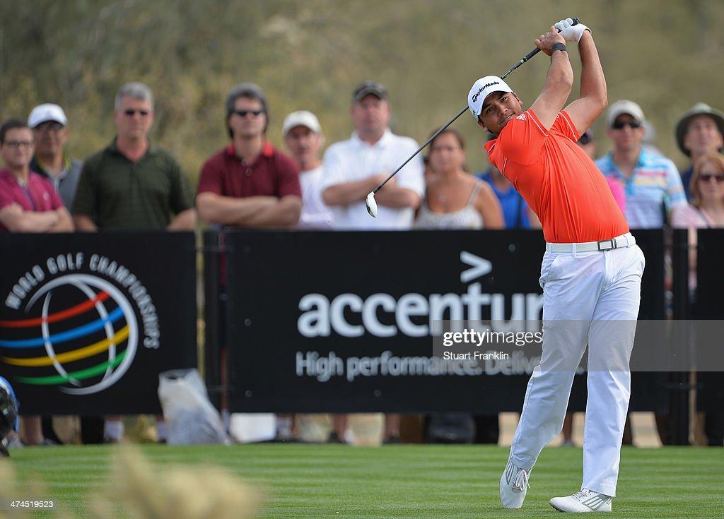 World Golf Championships-Accenture Match Play Championship - Final Round : News Photo