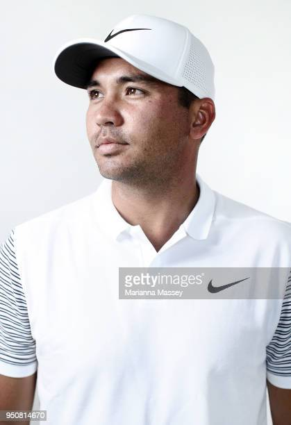Jason Day of Australia poses for a portrait ahead of the Zurich Classic at TPC Louisiana on April 24, 2018 in Avondale, Louisiana.