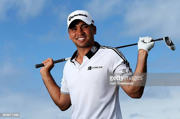 Jason Day of Australia poses for a portrait during the Hyundai Tournament of Champions ProAm at the Plantation Course at Kapalua Golf Club on January...