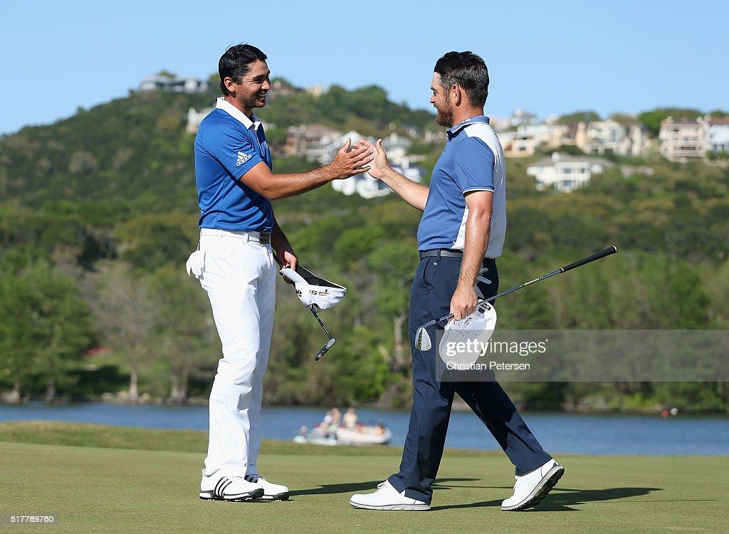 World Golf Championships-Dell Match Play - Final Round : News Photo