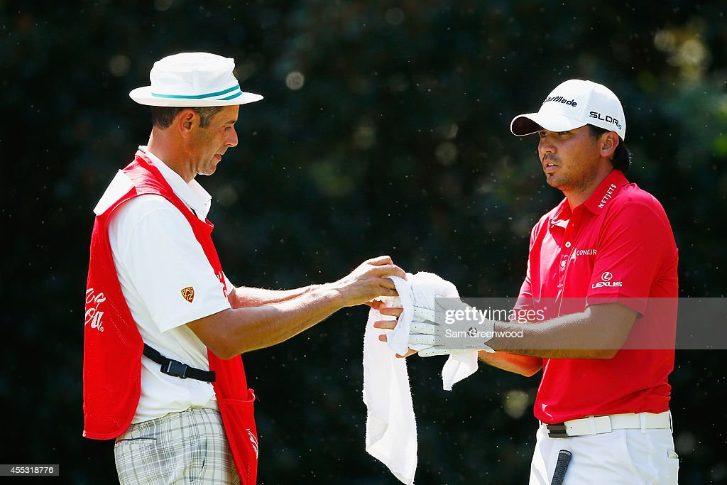 TOUR Championship by Coca-Cola - Round Two : News Photo
