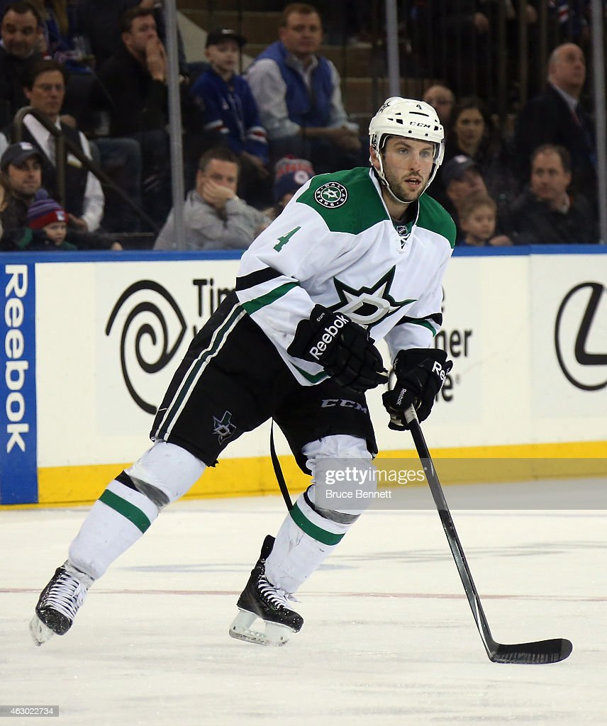 Dallas Stars v New York Rangers : News Photo