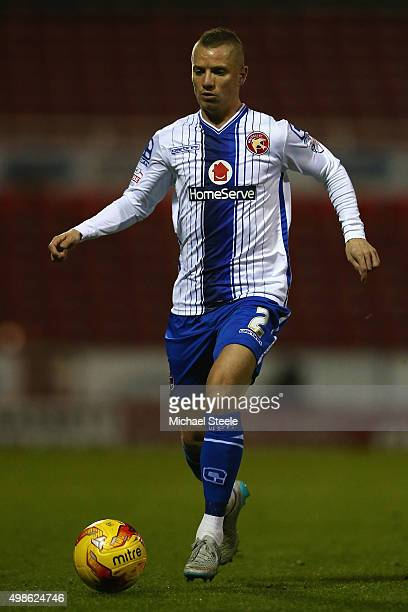 Jason Demetriou of Walsall during the Sky Bet League One match between Swindon Town and Walsall at the County Ground on November 24, 2015 in Swindon,...