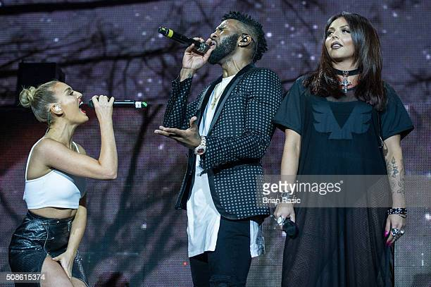 30 Top Jason Derulo Performs At The O2 Arena Pictures