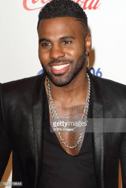 Jason Derulo at Capital's Jingle Bell Ball with CocaCola during day two at The O2 Peninsula Square