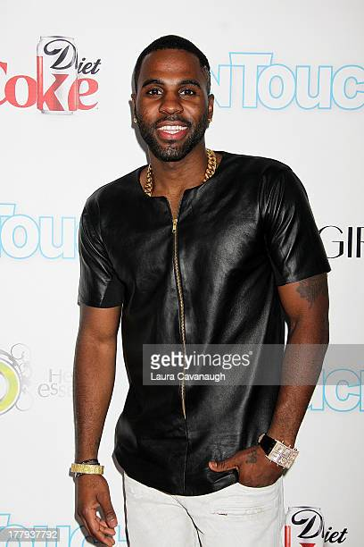Jason Derulo attends In Touch Weekly's 2013 Icons Idols event at FINALE Nightclub on August 25 2013 in New York City