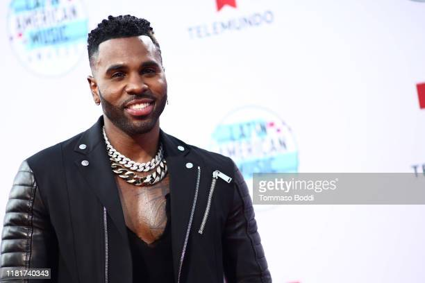 Jason Derulo attends the 2019 Latin American Music Awards at Dolby Theatre on October 17 2019 in Hollywood California