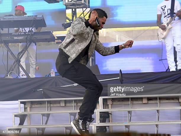 Jason Derulo performs during 102.7 KIIS FM's Wango Tango at StubHub Center on May 9, 2015 in Los Angeles, California.