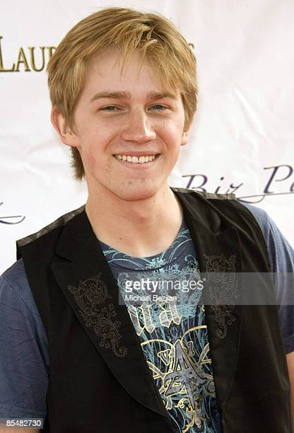 Jason Dolley attends The BizParentz Foundation's 5th Annual CARE Awards to honor showbiz kids at the Universal Studios on March 15 2009 in Universal...