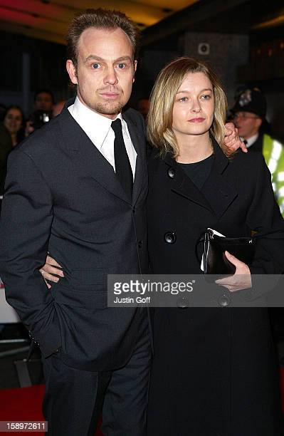Jason Donovan & Angela Malloch Attend The 'Pride Of Britain Awards' At The Hilton In London.