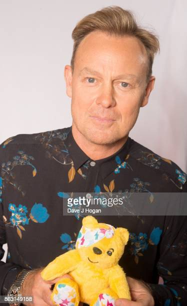 Jason Donovan is pictured at BBC Children in Need Rocks the 80s at SSE Arena on October 19, 2017 in London, England.