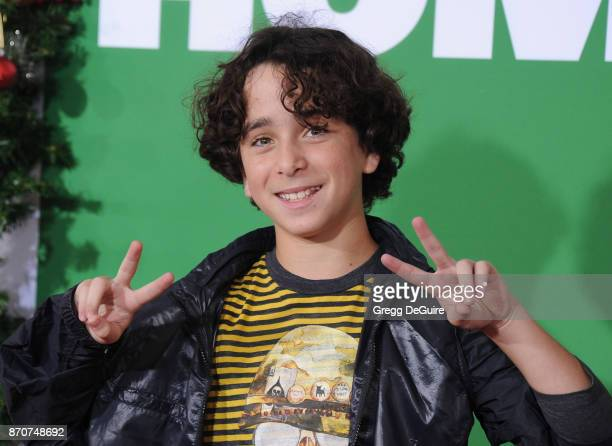 Jason Drucker arrives at the premiere of Paramount Pictures' 'Daddy's Home 2' at Regency Village Theatre on November 5 2017 in Westwood California