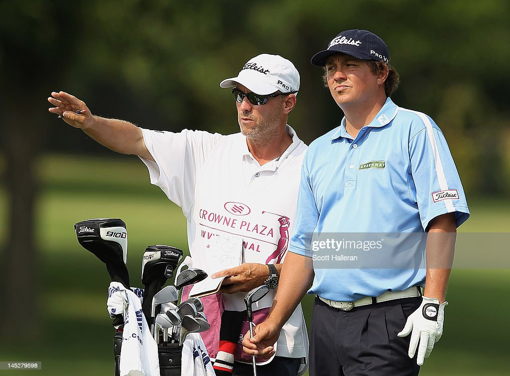Crowne Plaza Invitational at Colonial Round Two Photos and Images
