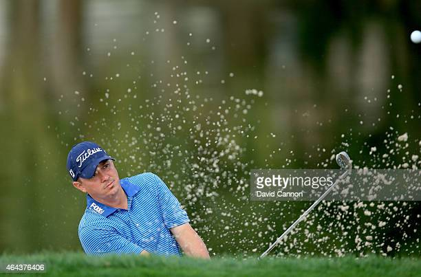 Jason Dufner of the USA during the proam as a preview for The Honda Classic on the Champions Course at the PGA National Resort and Spa on February 25...