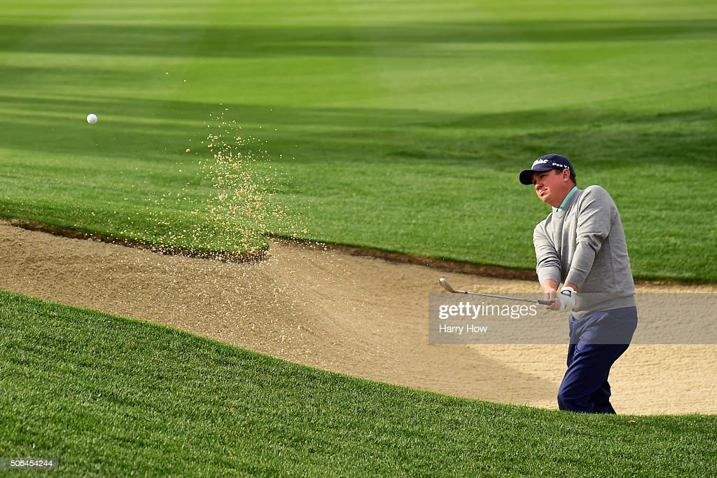 CareerBuilder Challenge In Partnership With The Clinton Foundation - Round Three : News Photo