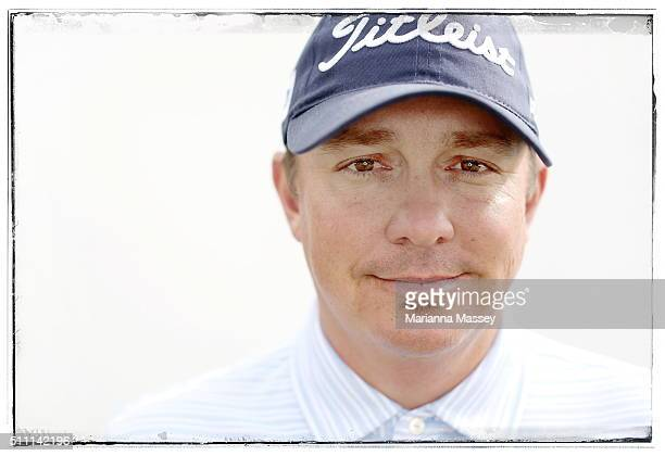 Jason Dufner poses for a portrait on February 17 2016 in Pacific Palisades California