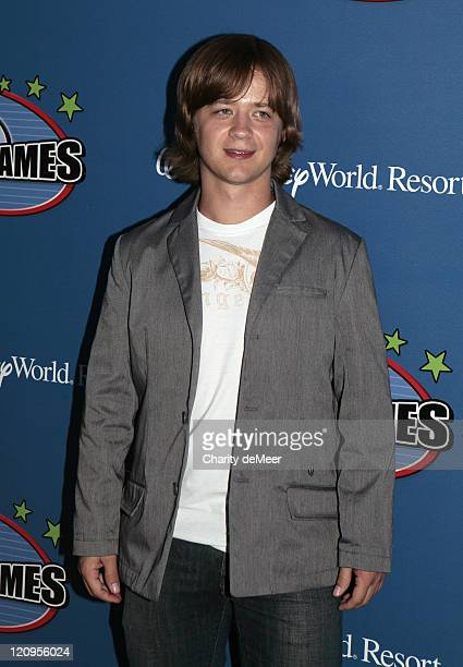 Jason Earles of 'Hannah Montana' during Disney Channel All Star Party 2007 in Orlando Florida United States
