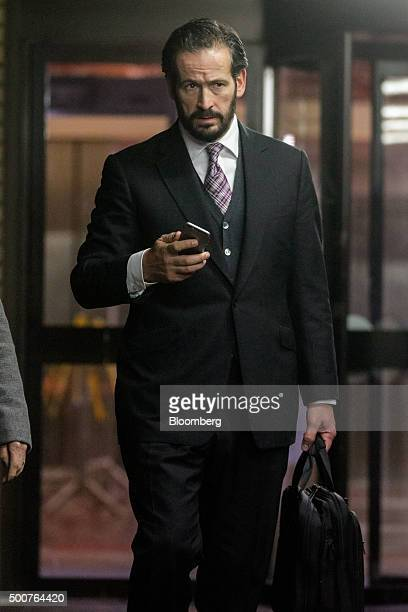 Jason Edinburgh a former equities trader with Royal Bank of Scotland Group Plc leaves Southwark Crown Court in London UK on Friday Dec 4 2015...