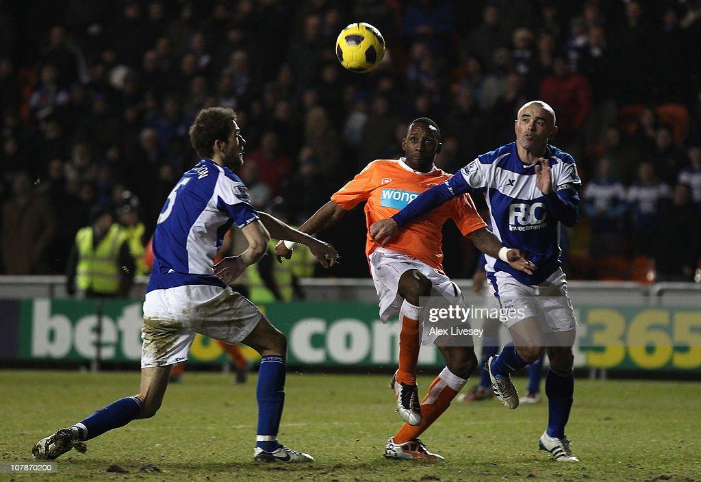 Blackpool v Birmingham City - Premier League