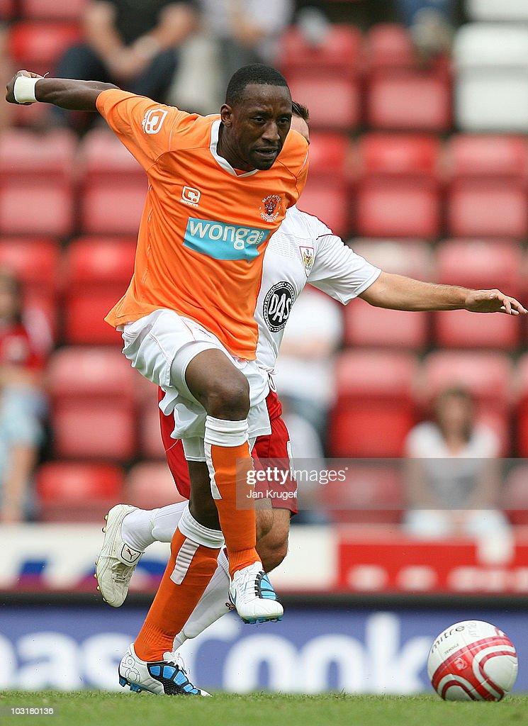 Bristol City v Blackpool
