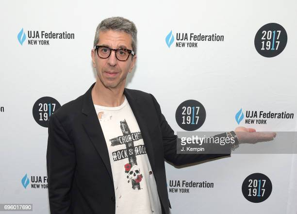 Jason Flom attends the UJAFederation Of New York's 2017 Music Visionary Of The Year Award Luncheon at The Pierre Hotel on June 14 2017 in New York...