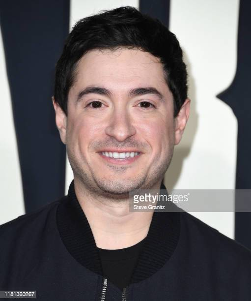 Jason Fuchs arrives at the Premiere Of Fox Searchlights' Jojo Rabbit at Post 43 on October 15 2019 in Los Angeles California