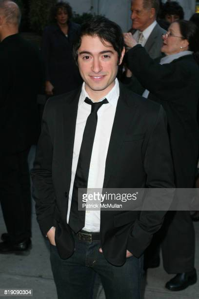 Jason Fuchs attends New York Opening Of THE GLASS MENAGERIE at 111 West 46th St on March 24 2010 in New York City