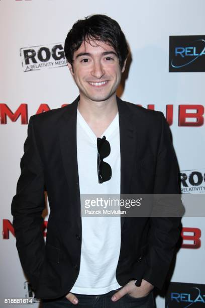 Jason Fuchs attends Special Screening of MACGRUBER at Landmark Sunshine Cinema on May 19 2010 in New York City