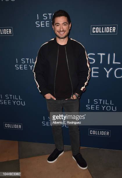 Jason Fuchs attends the Collider Special Screening of Lionsgate's I Still See You at ArcLight Sherman Oaks on October 2 2018 in Sherman Oaks...