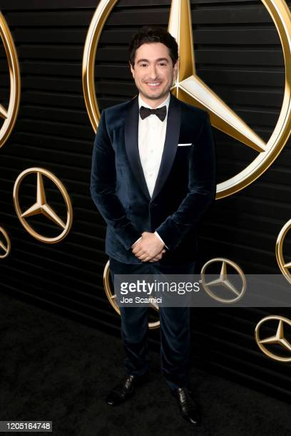 Jason Fuchs attends the MercedesBenz Academy Awards Viewing Party at The Four Seasons Hotel Los Angeles at Beverly Hills on February 09 2020 in Los...