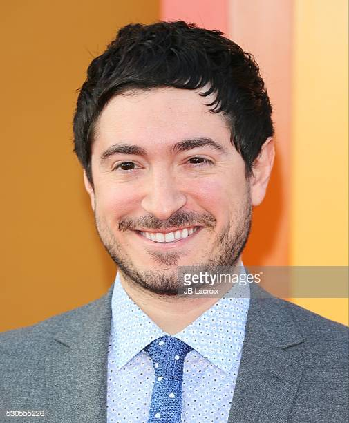 Jason Fuchs attends the premiere of Warner Bros Pictures' 'The Nice Guys' held at the TCL Chinese Theatre on May 10 2016 in Hollywood California