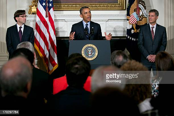Jason Furman deputy director of the National Economic Council and US President Barack Obama's nominee as chairman of the Council of Economic Advisers...