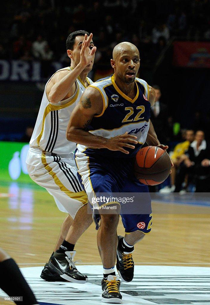 Real Madrid v Ewe Baskets Oldenburg - EuroLeague Basketball