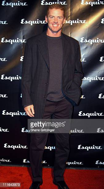 Jason Garrett during Esquire Magazine Apartment Launch Party - Arrivals at Trump World Tower in New York City, New York, United States.