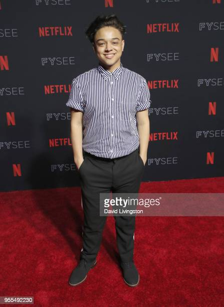 Jason Genao attends the Netflix FYSEE Kick-Off at Netflix FYSEE At Raleigh Studios on May 6, 2018 in Los Angeles, California.