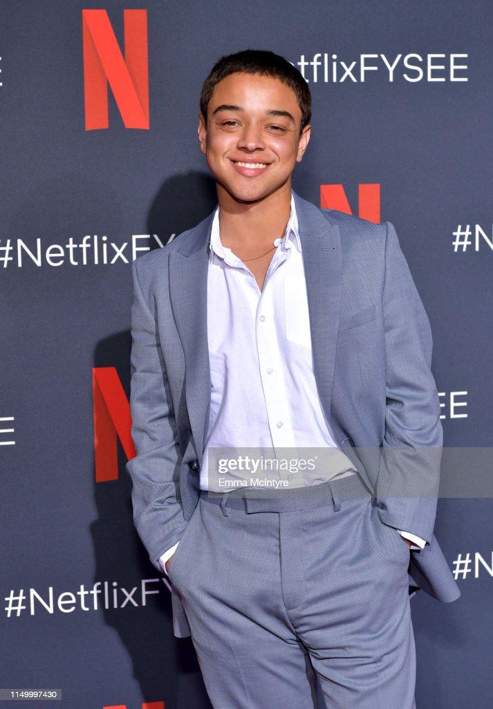 "CA: Netflix FYSEE ""Prom Night"" Reception"