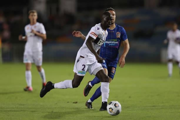 AUS: A-League - Newcastle Jets v Perth Glory
