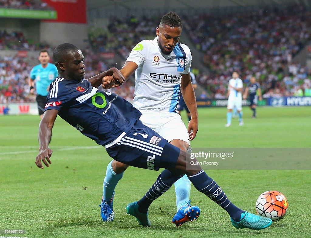 A-League Rd 11 - Melbourne City v Melbourne Victory