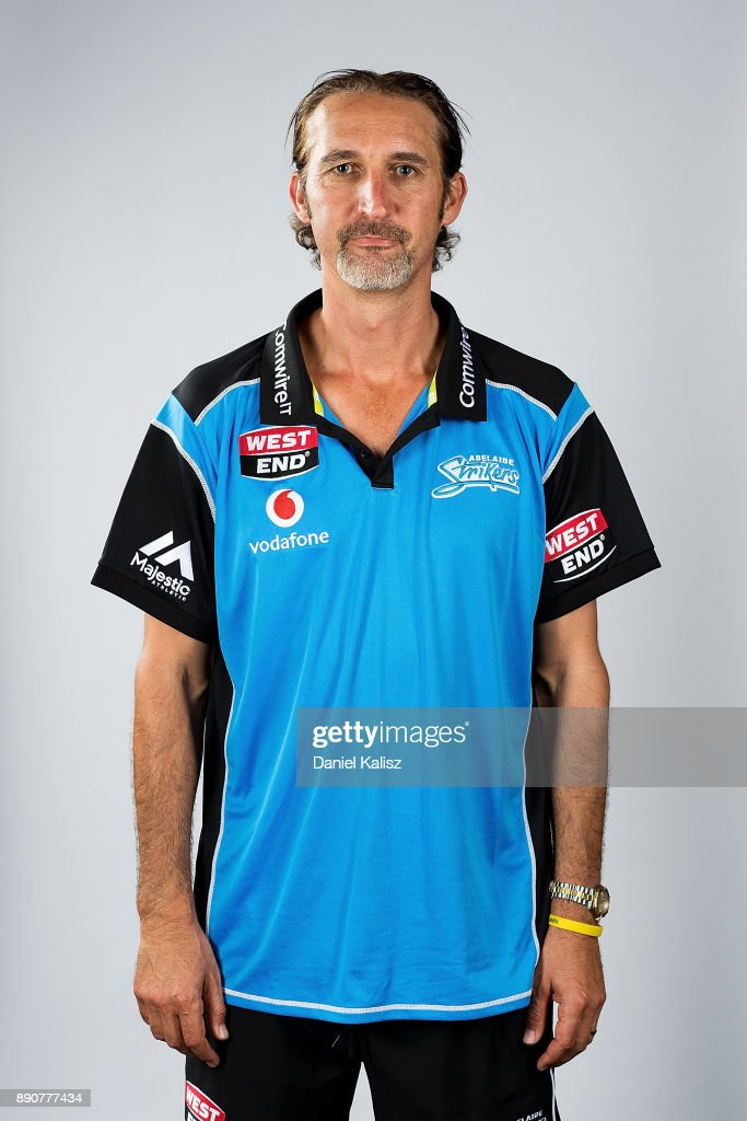 Adelaide Strikers BBL Headshots Session