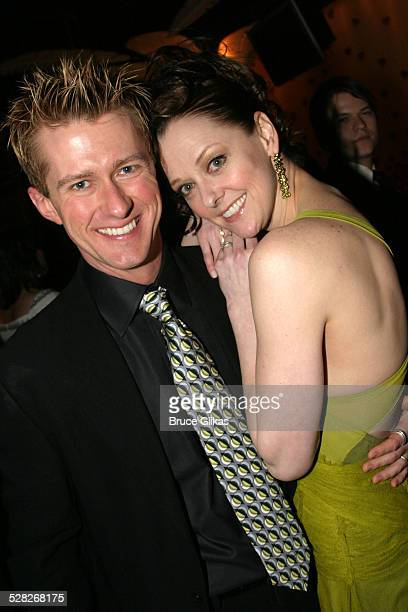 Jason Gillman of Scoundrels and wife Angie Schworer ster of The Producers