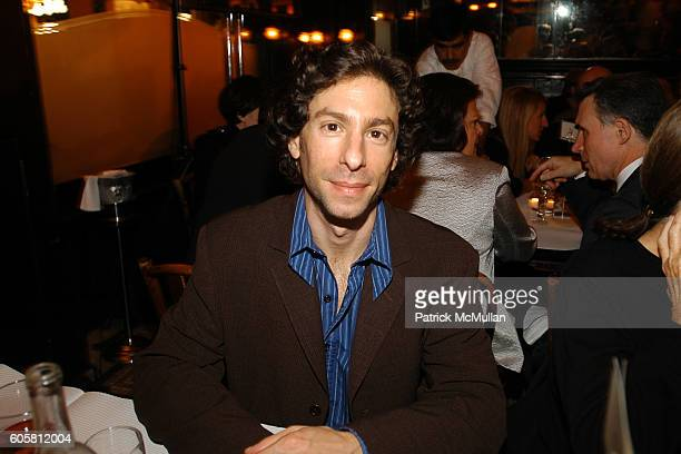Jason Gould attends Friends in Deed Fall Benefit Honoring Elie and Rory Tahari at Balthazar on October 19 2006 in New York City