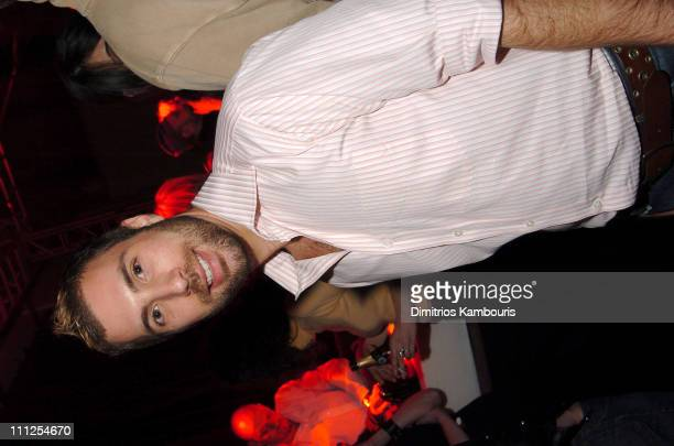 Jason Gould during Dior Homme Concert and Party in Honor of Store Opening at 545 West 22nd Street in New York City New York United States