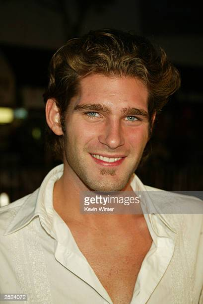 Jason Guy at the premiere of The Ring at the Bruin Theatre and afterparty at the Garden in Westwood Ca Wednesday Oct 9 2002 Photo by Kevin...