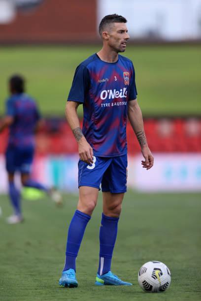 AUS: A-League - Newcastle Jets v Brisbane Roar FC